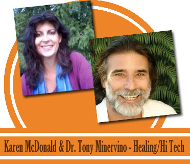 Karen McDonald / Dr. Tony Minervino
