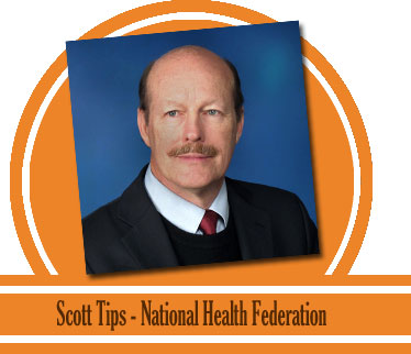 Scott Tips - Karen McDonald / Dr. Tony Minervino
