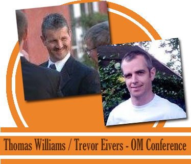 Thomas Williams / Trevor Eivers