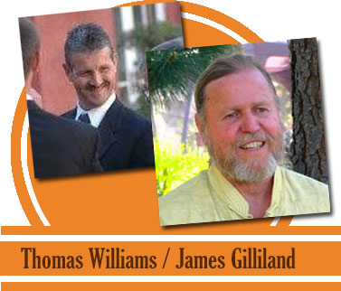 Thomas Williams / James Gilliland