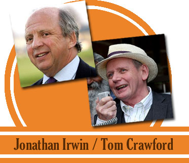 Jonathan Irwin / Tom Crawford
