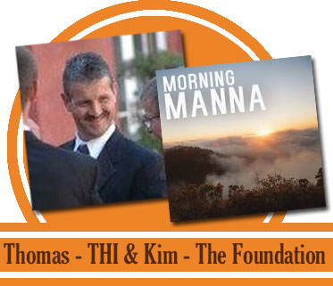 Thomas Williams and Kim (Ms Manna)