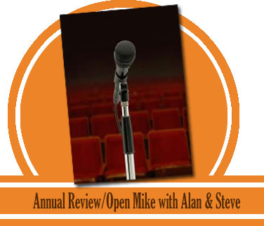 Alan & Steve Annual Review