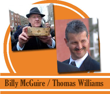 Billy McGuire / Thomas Williams
